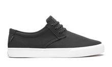 Load image into Gallery viewer, LAKAI MENS DALY BLACK/GREY CANVAS MS3180023A00-BLGRC