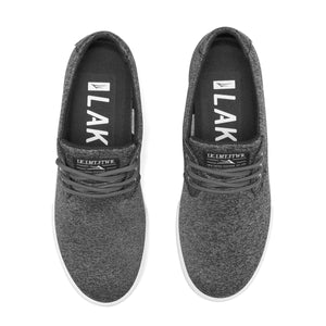 LAKAI MENS DALY Black Textile MS2190023A00-BLCKT