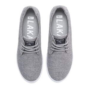 LAKAI MENS DALY CHARCOAL TEXTILE MS1190023A00-CHATX
