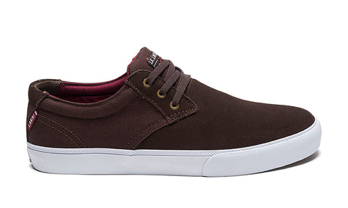 LAKAI MENS DALY Chocolate Suede MS4180023A00-CHOCS