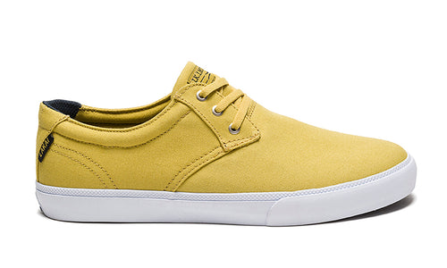 LAKAI MENS DALY DUSTY YELLOW CANVAS MS3180023A00-DUYEC