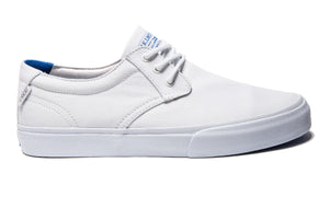 LAKAI MENS DALY White Canvas MS1180023A00-WHTEC