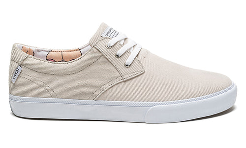 LAKAI MENS DALY White Suede MS1180023A00-WHTES