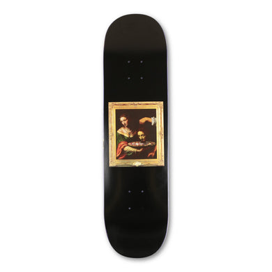 Pizza JTB Deck 8.25 Skateboard Deck w/mob