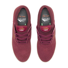 Load image into Gallery viewer, LAKAI MENS FREMONT VULC BURGUNDY SUEDE MS3190244A00-BURSD