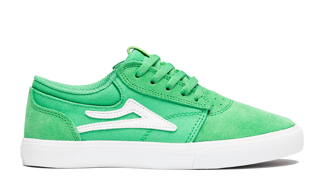 LAKAI MENS GRIFFIN KIDS Green Suede KS3190227A00-GRENS