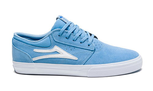 LAKAI MENS GRIFFIN LIGHT BLUE SUEDE MS3180227A00-LIBLS