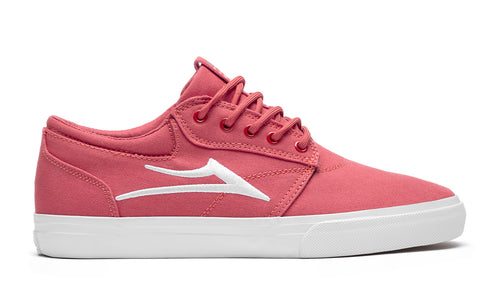 LAKAI MENS GRIFFIN RED CANVAS MS3190227A00-RDCNV
