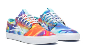 LAKAI MENS GRIFFIN TIE DYE CANVAS MS3190227A00-TIDYC