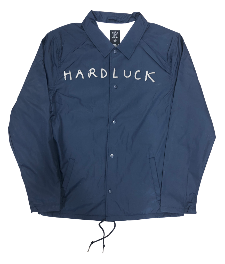 HARD LUCK MFG. Mark Werd Coaches Jacket