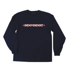 Load image into Gallery viewer, Independent Youth Bar/Cross Long Sleeve T-Shirt 44153718