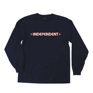 Independent Youth Bar/Cross Long Sleeve T-Shirt 44153718