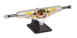 Independent Stage 11 Hollow Wes Kremer All Day Silver Black Standard Trucks