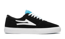 Load image into Gallery viewer, LAKAI MENS MANCHESTER BLACK SUEDE MS4190200A00-BLKSD