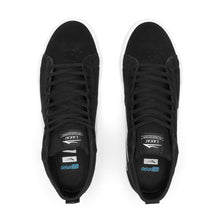 Load image into Gallery viewer, LAKAI MENS NEWPORT HIGH BLACK SUEDE MS3190253A00-BLKSD