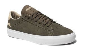 LAKAI MENS NEWPORT OLIVE/SAND SUEDE MS4180251A03-OLSDS