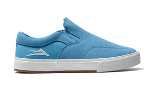 LAKAI MENS OWEN LIGHT BLUE SUEDE MS4180232A03-LIBLS