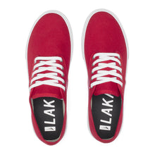 Load image into Gallery viewer, LAKAI MENS OXFORD RED CANVAS MS1200255A00-RDCNV
