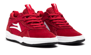 LAKAI MENS PROTO-KIDS Red Suede KS1200120B00-REDSD