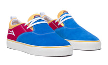Load image into Gallery viewer, LAKAI MENS RILEY 2 BLUE/RED/YELLOW MS2190091A03-BLRDY