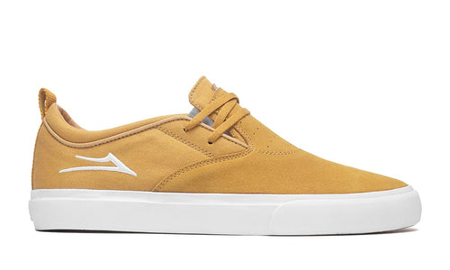 LAKAI MENS RILEY 2 Gold Suede MS4190091A00-GOLDS