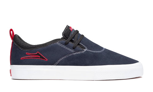 LAKAI MENS RILEY 2 NAVY SUEDE MS3190091A03-NVSDE