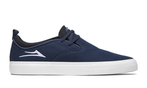 LAKAI MENS RILEY2 NAVY CANVAS MS2190091A00-NVCNV