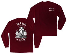 Load image into Gallery viewer, HARD LUCK MFG. Rosas LONG SLEEVE T-SHIRT