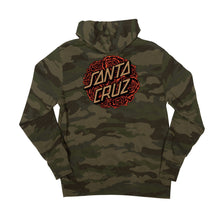 Load image into Gallery viewer, Santa Cruz Mens Bouquet Dot Pullover Hoodie 44252122