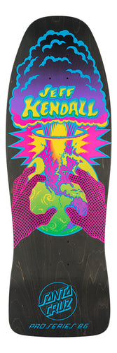 Santa Cruz Kendall End of the World ReIssue 10in x 29.7in Skateboard Deck