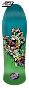 Santa Cruz Mummy Hand Preissue 10.0in x 31.75in Skateboard Deck