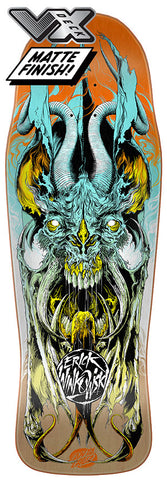 Santa Cruz Winkowski Primeval Sunrise VX Deck 10.34in x 30.54in Skateboard Deck