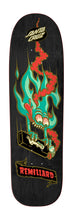 Load image into Gallery viewer, Santa Cruz Remillard Lit AF 8.8in x 31.73in Skateboard Deck