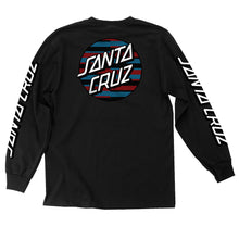 Load image into Gallery viewer, Santa Cruz Mens Strip Stripe Long Sleeve T-Shirt 44154945