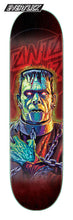 Load image into Gallery viewer, Santa Cruz The Worst Frankenghost Everslick 8.5in x 32.2in Skateboard Deck