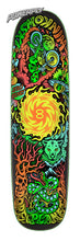 Load image into Gallery viewer, Santa Cruz Winkowski Dope Planet Two Powerply 8.5in x 31.85in Skateboard Deck