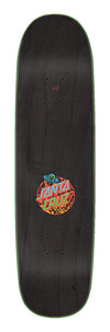 Santa Cruz Winkowski Dope Planet Two Powerply 8.5in x 31.85in Skateboard Deck