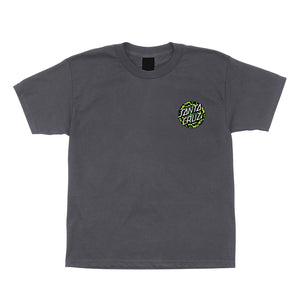 Santa Cruz Youth Kaleidot Short Sleeve T-Shirt 44154510