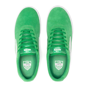 LAKAI MENS SHEFFIELD Green Suede MS4190101A00-GRENS