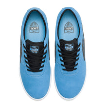 Load image into Gallery viewer, LAKAI MENS SHEFFIELD LIGHT BLUE/BLACK SUEDE MS1190101A00-LBBKS