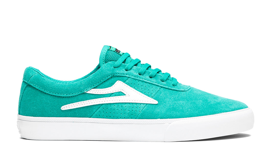 LAKAI MENS SHEFFIELD TEAL SUEDE MS3190101A00-TEALS
