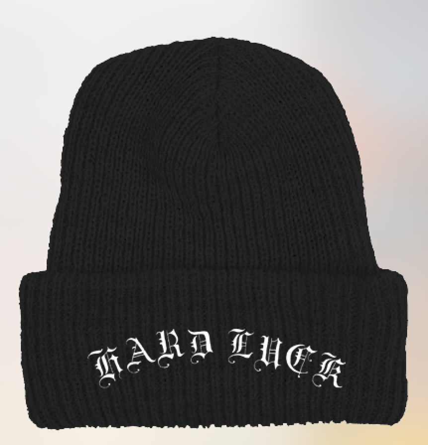 HARD LUCK MFG. Joker Beanie