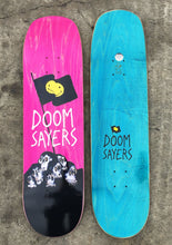Load image into Gallery viewer, Doomsayers Skull Flag Skateboard Deck