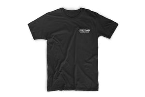 Stepdad Skateboards Short Sleeve Logo T-Shirt