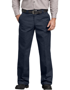 DICKIES MENS RELAXED FIT STRAIGHT COMFORT WAIST PANT WP824