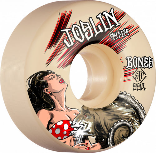 Bones Wheels Joslin Goat 54mm 99A Slims