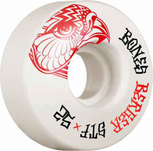 Bones Wheels Berger Falcon 52mm 103A Slims