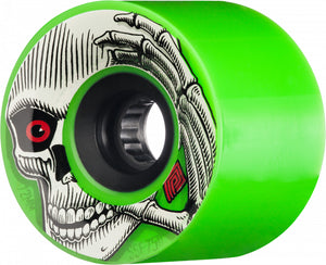 Powell Peralta Reimer 72mm 75A Greenw/ BlackHub