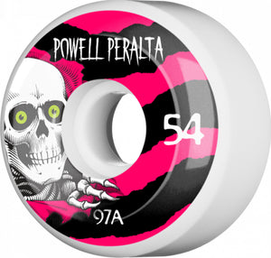 Powell Peralta Ripper 4 54mm 97A White