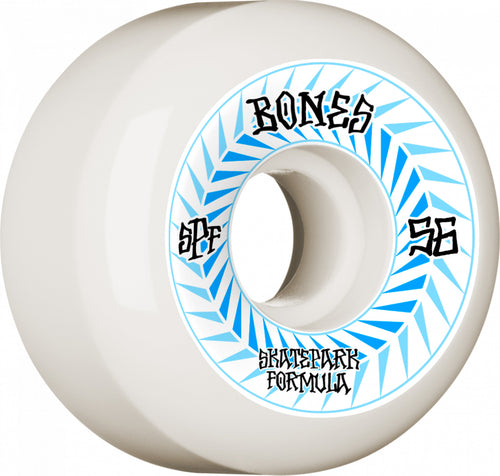 Bones Wheels Spines 56mm 84B Sidecut